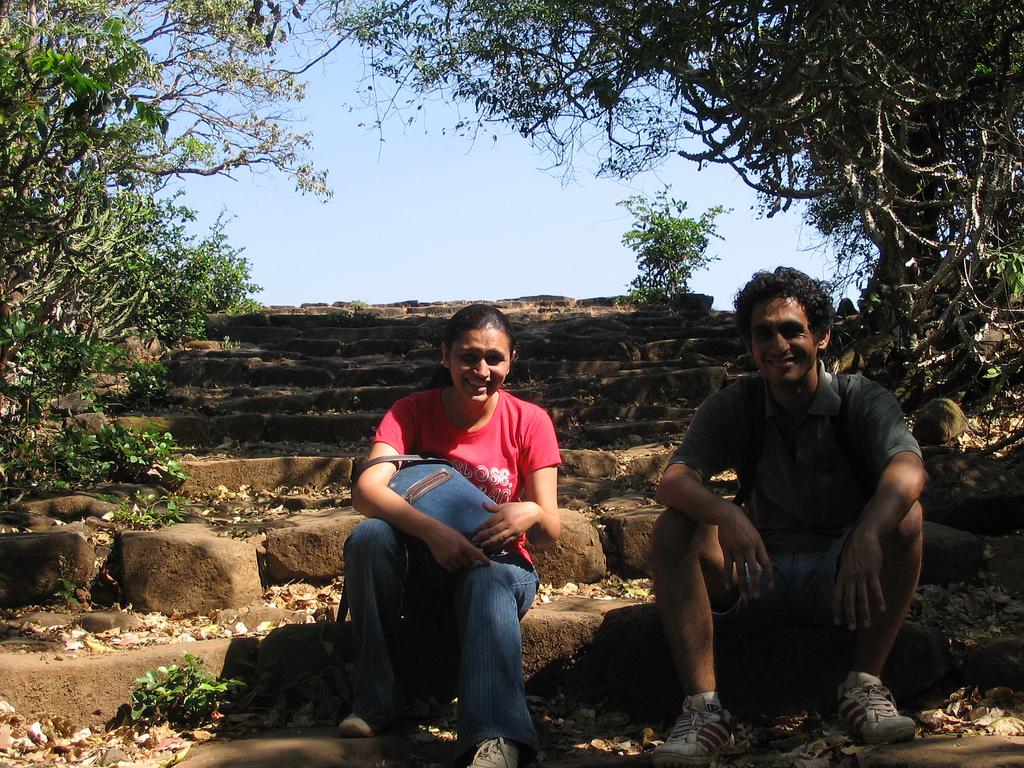 Mukti and me